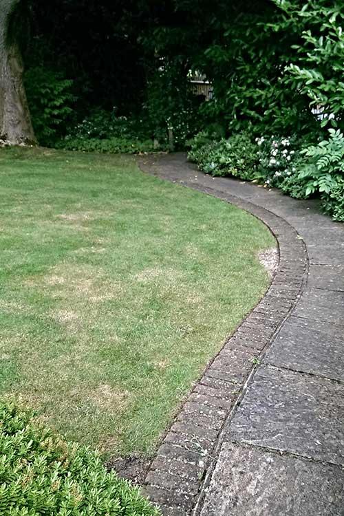 záhradný chodník